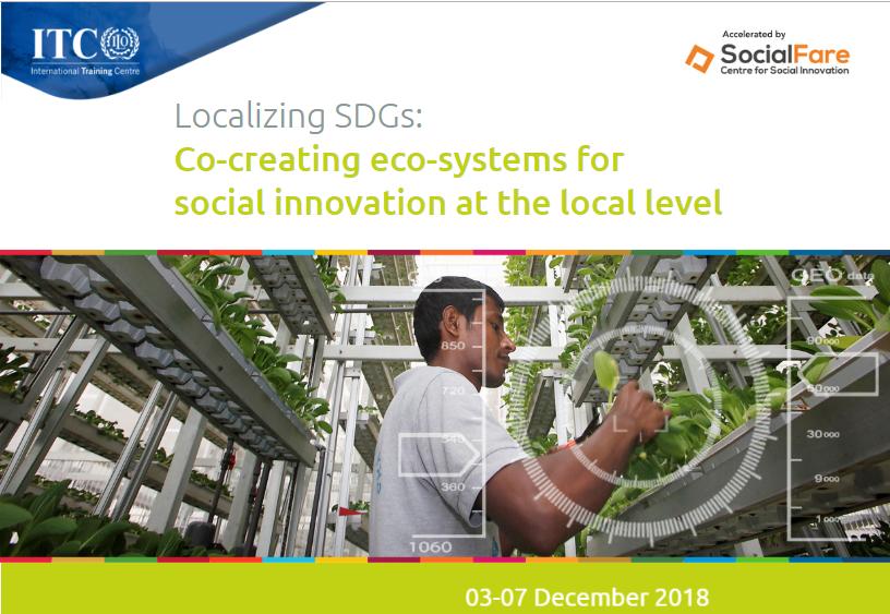 Localizing SDGs