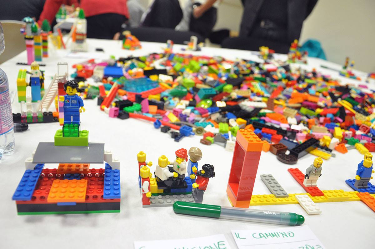 Lego Roberto Ceschina Innovation Group