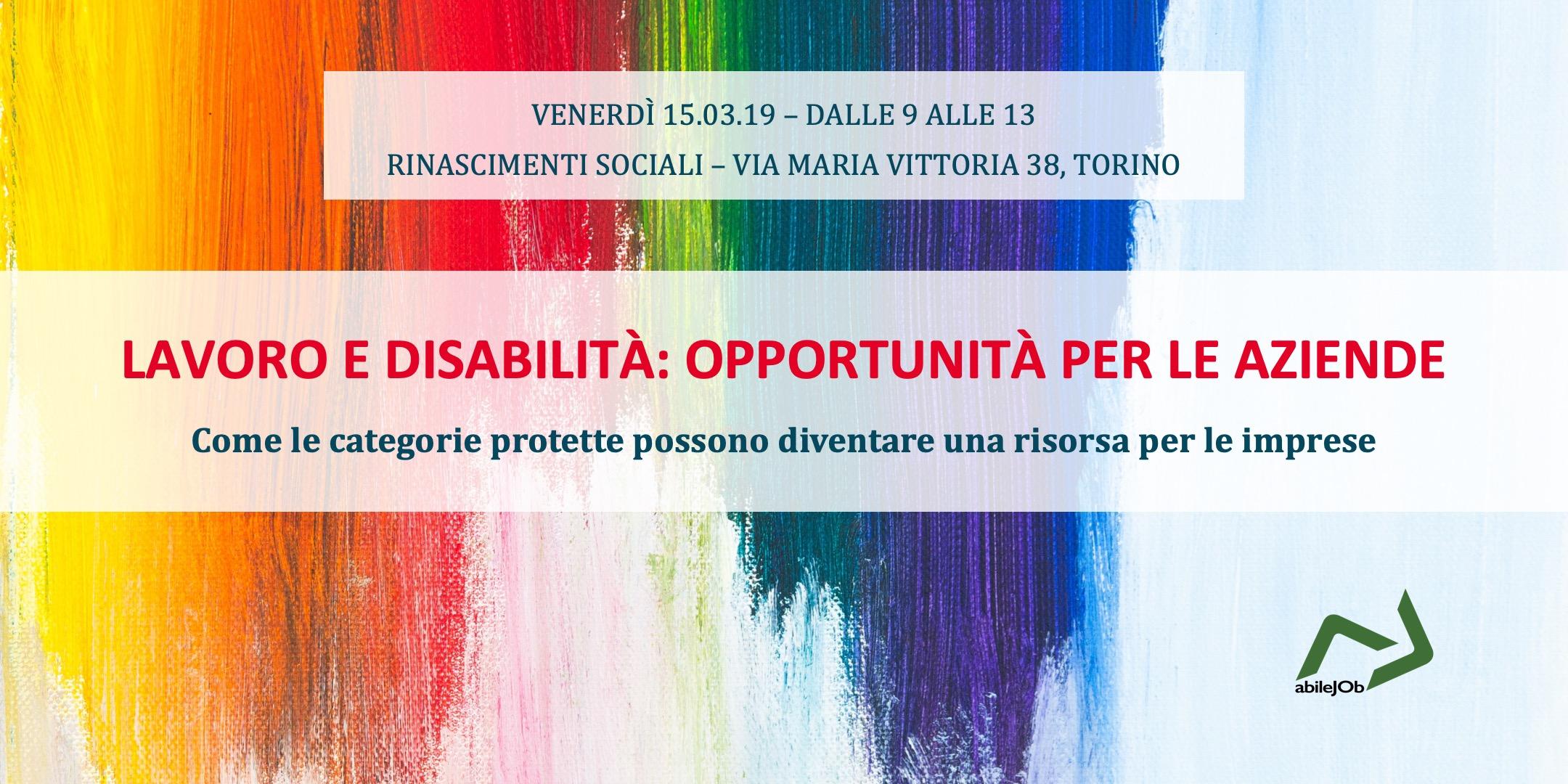 Convegno Lavoro e disabilità - Abile Job