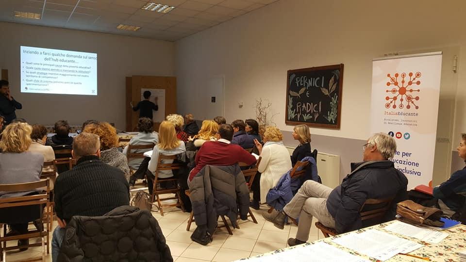 Foto ItaliaEducante in aula