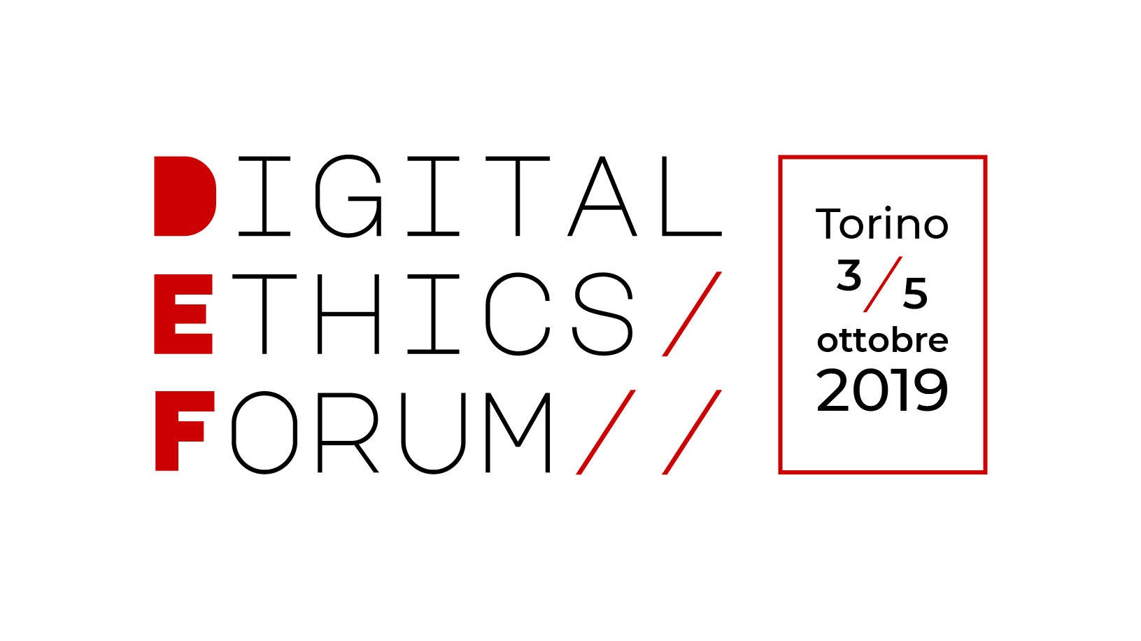 Digital Ethics Forum