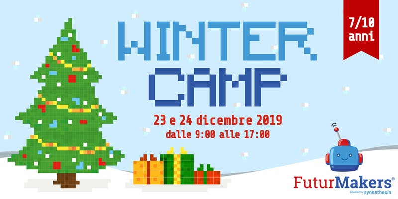 Futurmakers winter camp
